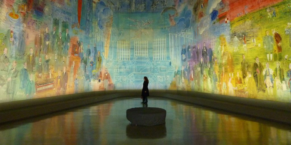 blockchain in museums