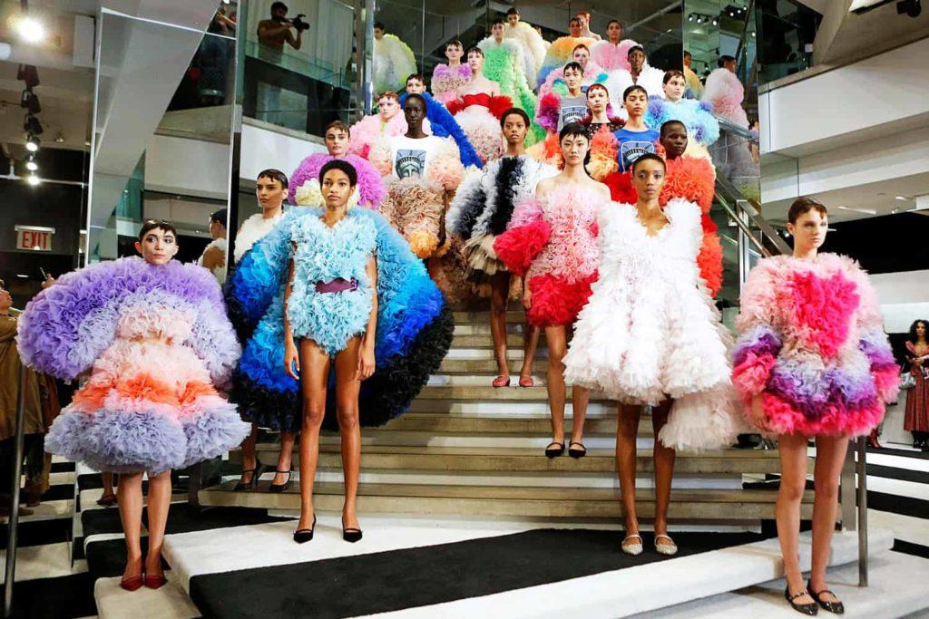 Tomo Koizumi Fashion Week